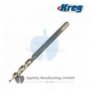 Kreg LH-DKDB 3/8-Inch Left-Hand Step Drill Bit for DK3100 Pocket Hole Machine