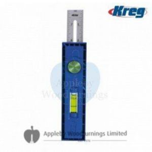Kreg Multi-Mark Measuring Layout Tool With Level and Gauge KMA2900-INT