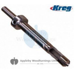 "Kreg Pocket Hole Plug Cutting Bit 3/8"" Shank For Micro Pocket Jigs KPC1040"