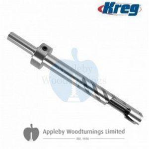 "Kreg Pocket Hole Plug Cutting Bit 3/8"" Shank For Heavy Duty Pocket Jigs KPC1060"