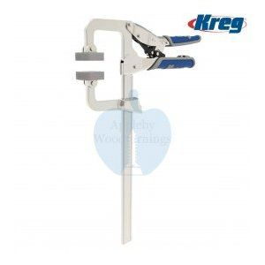 "Kreg 16"" (400mm) Auto Adjust Automaxx Sliding Bar Clamp KSC16"