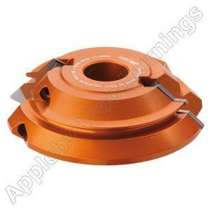 CMT 140mm Id=30 Lockmiter Cutter Head 694.011.30