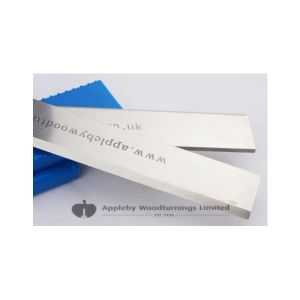 110 x 30 x 3mm HSS Resharpenable Planer Blades 1 Pair