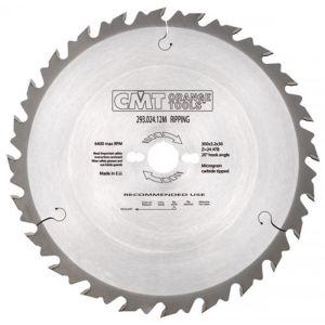 500mm Z=60 ATB CMT Rip Saw Blade Id=30mm 285.060.20M