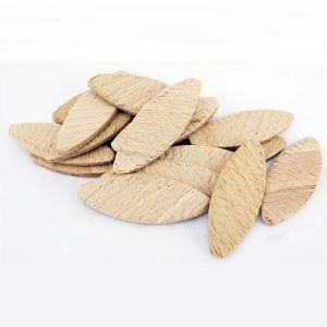 1000 Hardwood Jointing Biscuits Size 10