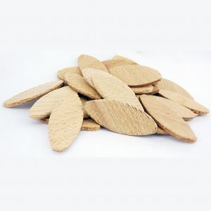 100pcs Hardwood Jointing Biscuits Size 20