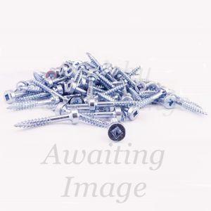 100 SCREWS 1 Inch KREG 25mm Course Thread Pan Heads SPS-C1