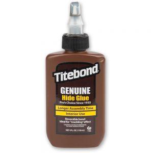 Titebond 'Heat Reversible' Liquid Hide Glue for Interior Use 118ml