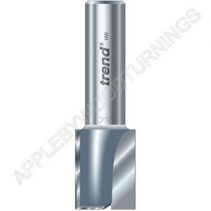 """Trend Straight Cut Router cutter 18x25mm S=1/2"""" 4/29"""
