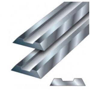 Trend Craft Pro Planer blade set 82mm x 5.5mm x 1.1mm