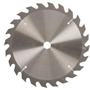 Triton 190mm dia 16mm bore 24tooth ATB TCT Saw Blade TPTA42417678