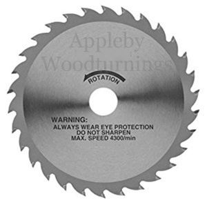 190mm Z=30 Id=30 UNIMERCO Hand Held / Portable Saw Blade To Fit Festool AT65