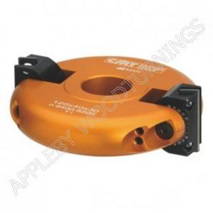 120 x 40 x 30mm CMT Vari Angle Cutter Head 694.018.30