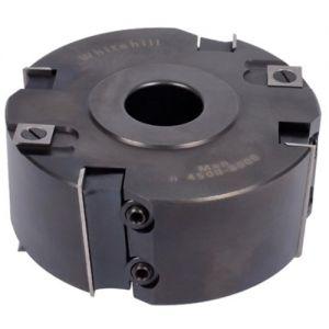 Whitehill 125 x 50 x 30mm Bore Z4 Steel Shear Rebate Head 060S00070