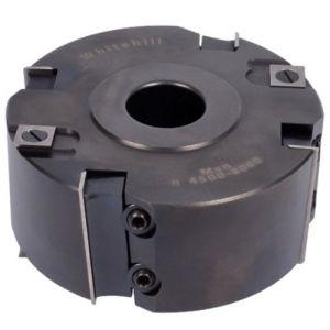 """Whitehill 125 x 50 x 1-1/4"""" Bore Z4 Shear Steel Rebate Head 060S00080"""
