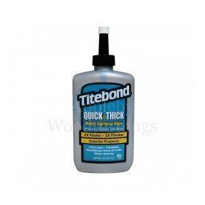 Titebond Quick & Thick Multi-Surface Wood Moulding Glue  8 Fl oz (237ml)