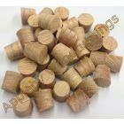 12mm American Red Oak Tapered Wooden Plugs 100pcs