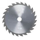 184mm Z=24 ATB Id=16 Saw Blade To Suit Draper CS184