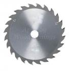 184mm Z=24 ATB Id=16 Saw Blade To Suit  Skil 1865U2