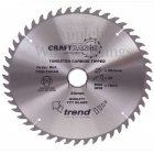 160mm Z=48 Id=20 TREND CRAFT Hand Held / Portable Saw Blade To Fit Festool TSC55