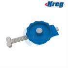 """Kreg Adjustable In-Line Clamp For 3/4"""" Bench Holes KBCIC"""