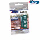 "Kreg 2"" Stainless Steel #8 Coarse Deck Fixing Screws 100pcs SDK-C2SS-100"