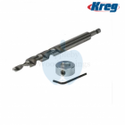 "Kreg HD Step Drill Bit For 1/2"" (12.7mm) Pocket Holes KJDHD"
