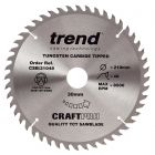 250mm Z=48 ATB Id=30 Trend Table / Rip Saw Blade CSB/21048
