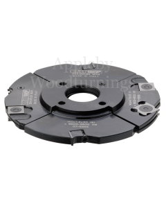 CMT 140 x 4-15mm Id=30 3 Piece Adjustable Groover  694.001.30