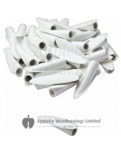 Kreg Pocket Hole Plastic White Plugs 50pcs