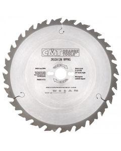 600mm Z=66 ATB CMT Rip Saw Blade Id=30mm 286.066.24M