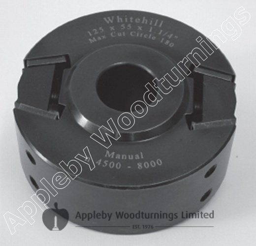 125 x 55mm Id=30mm Whitehill Steel Limiter Head 050S00140