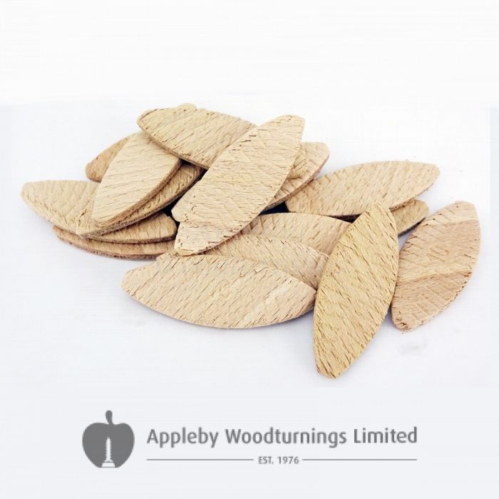 200pcs Hardwood Jointing Biscuits Size 10