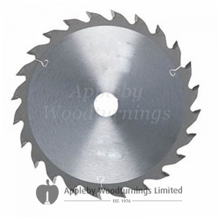 184mm Z=24 ATB Id=16 CMT Table / Rip Saw Blade