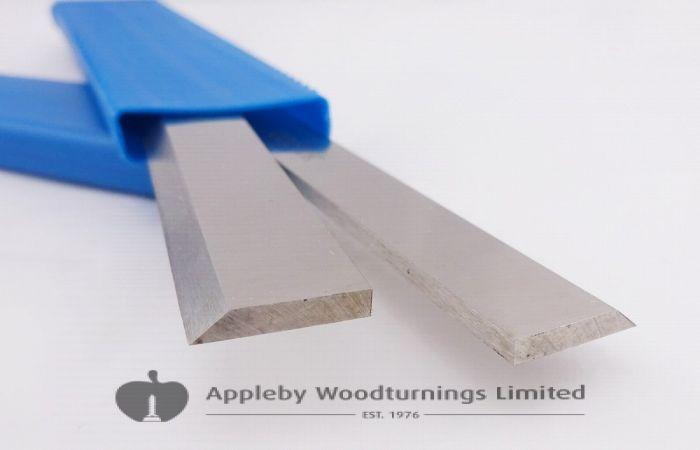 Scheppach HMT260 HSS Planer Blades Knives 260 x 18 x 3 mm