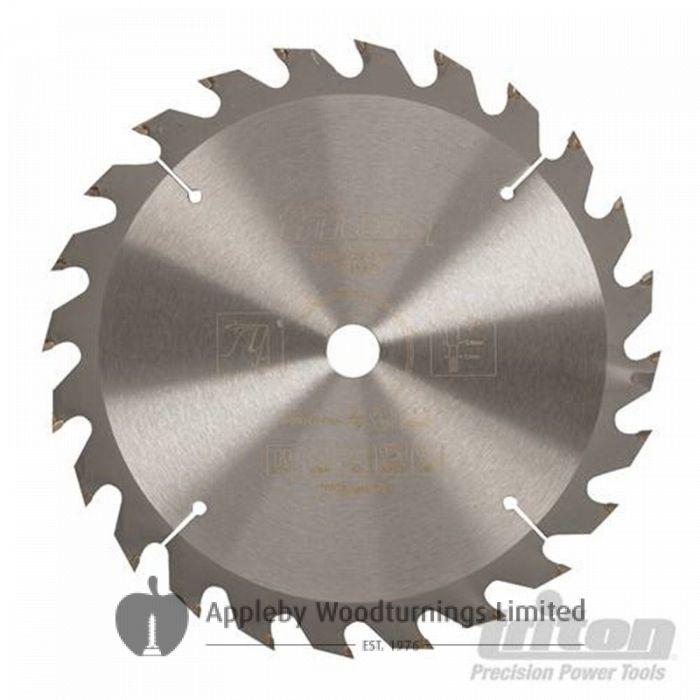 190mm Z=40 ATB Id=16 Triton Table / Rip Saw Blade 514167
