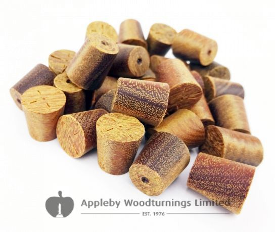 3/8 Inch IPE Tapered Wooden Plugs 100pcs