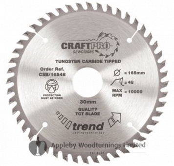 190mm Z=40 ATB Id=16 Trend Table / Rip Saw Blade