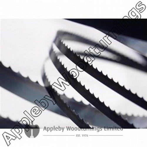 """116""""1/2"""" (2960mm) Bandsaw Blade 3/8"""" x 6 tpi"""