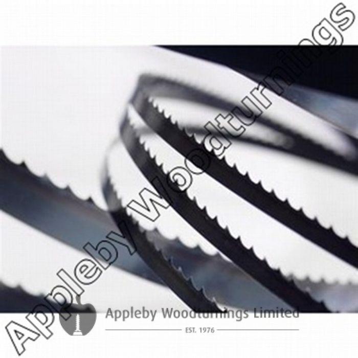 """114"""" (2896mm) Bandsaw Blade 3/8"""" x 10 tpi Regular"""