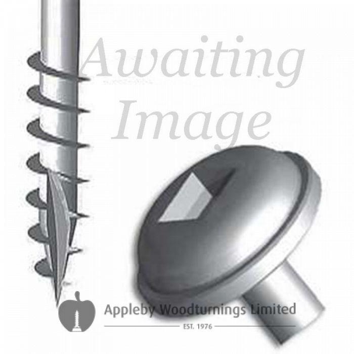 100 Kreg Screws 51mm (2 inch) Coarse Thread Washer Head SML-C2