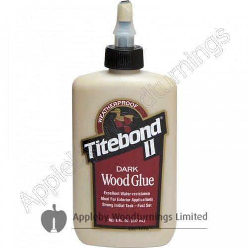 Titebond II Dark Wood Glue 8 fl.oz 237ml