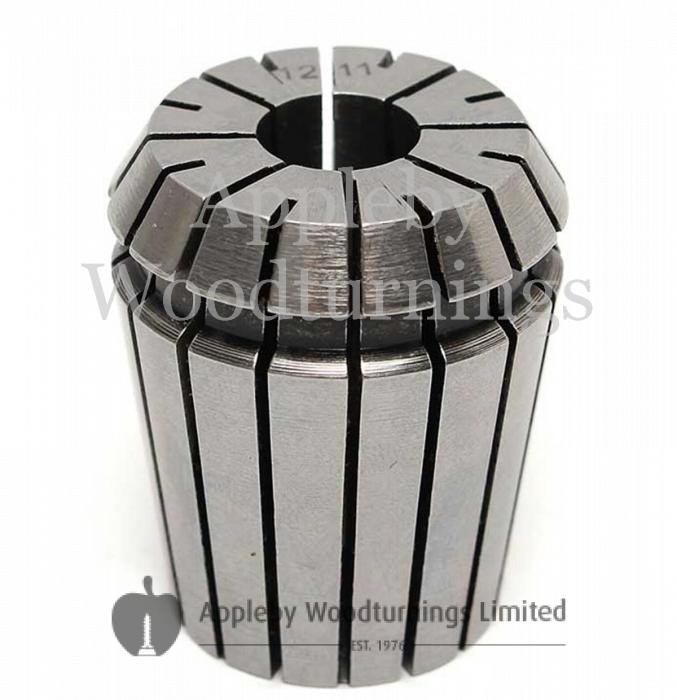 12mm Bore ER25 CNC Precision Collet