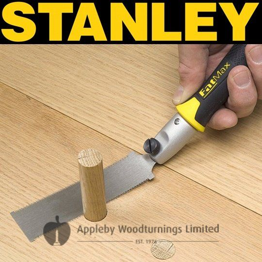 Stanley Fatmax Flush Cut Saw