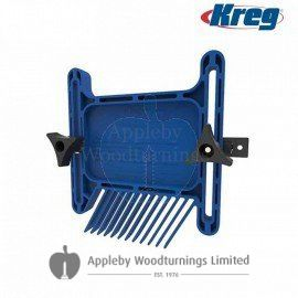Kreg PRS3010 True-FLEX Featherboard For Woodworking Router Table Saw Fences