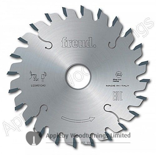 120mm Z=24 Id=20 Freud Conical Scoring Saw Blade