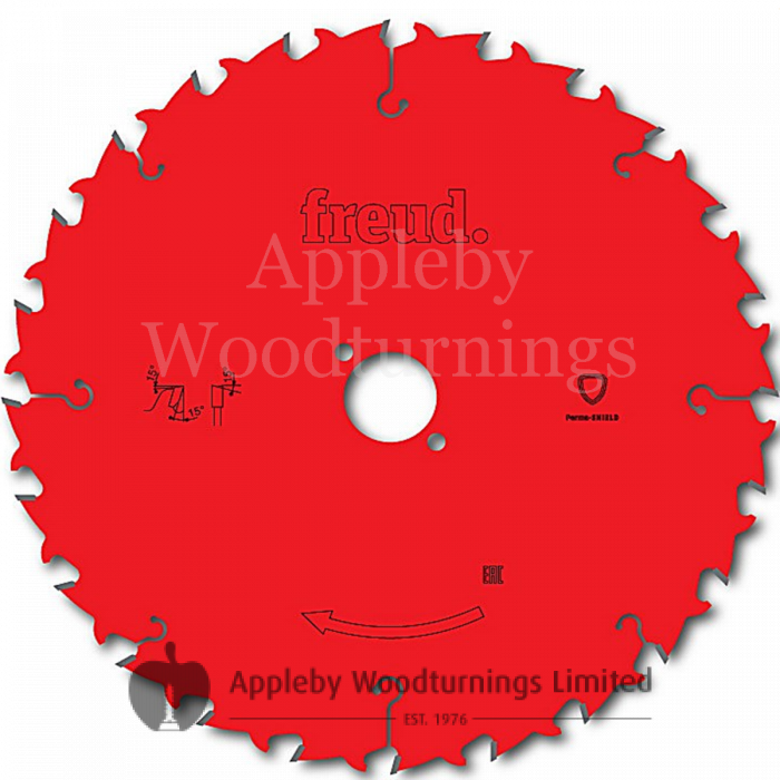 240mm Z=24 ATB Id=30 Freud Hand Held / Portable Saw Blade To Suit Festool AP88
