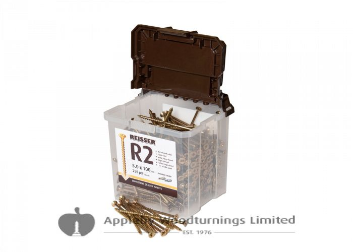 3.5 x 20mm Reisser R2 Woodscrew 2,200pc TUB