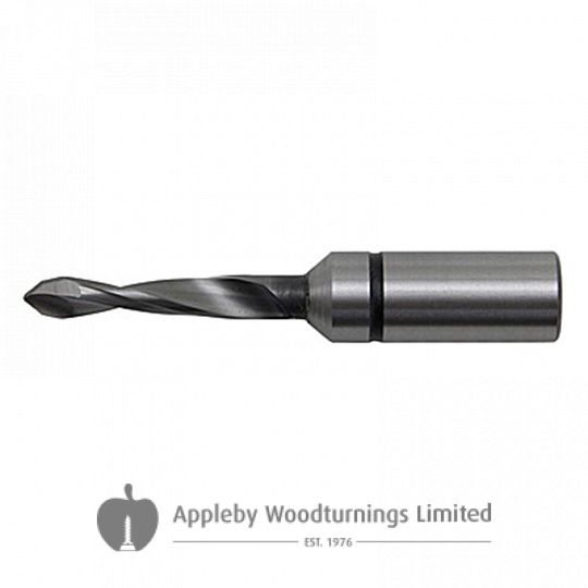 3mm x 70mm Through Point Dowel Drill Bit R/H Kyocera Unimerco