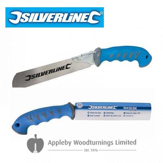 Silverline Flexible Flush Cut Saw